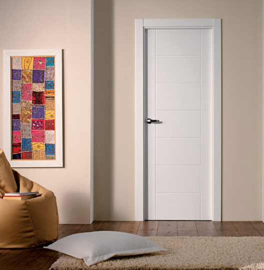 puertas interior madera torrox